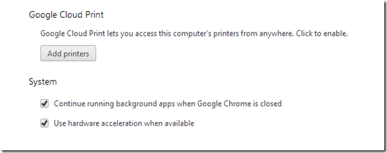 GoogleCloudPrint_AddPrinters